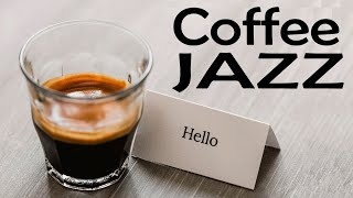 Relaxing Coffee JAZZ - Sweet Background Bossa Nova JAZZ for Work and Study,Reading
