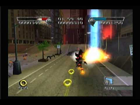 shadow the hedgehog ps2 iso
