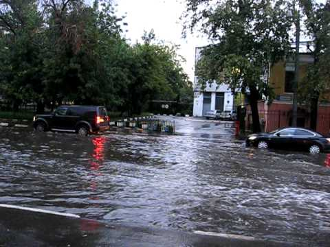 Moscow's Canal Network Expands