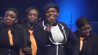 bukola bekes ministering in fol october 2013 glory to god god spoke through daddy g o afterwards