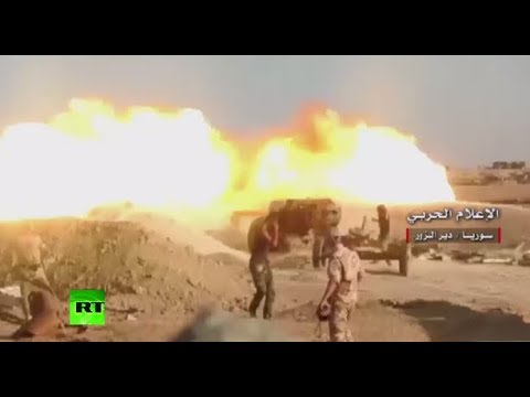 Battle not over: Syrian Army fighting ISIS in Deir ez-Zor