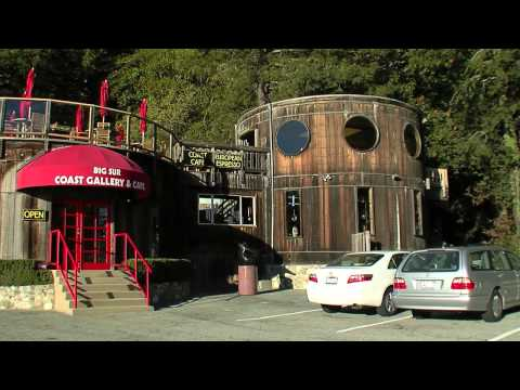 Big Sur Coast Gallery and Cafe Host Segment #4