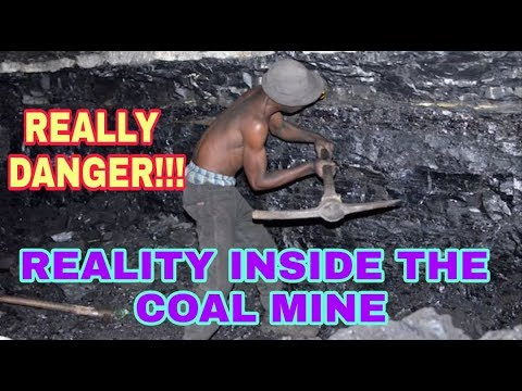 Reality Inside The Coal Mine Area|| Way To Coal Mine Area In India
