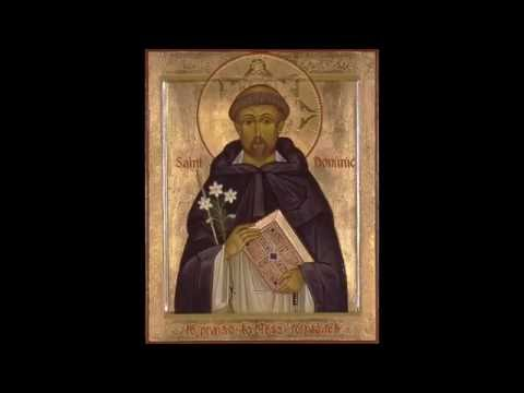 Celebrate the Feast of St Dominic August 8