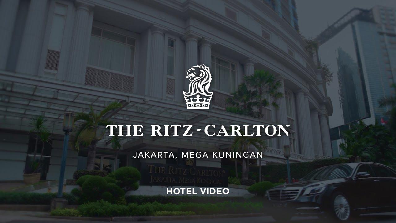 The Ritz-Carlton Jakarta, Mega Kuningan | Hotel Video ...