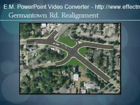 Google Fiber City of Germantown,TN Smart Growth Plan