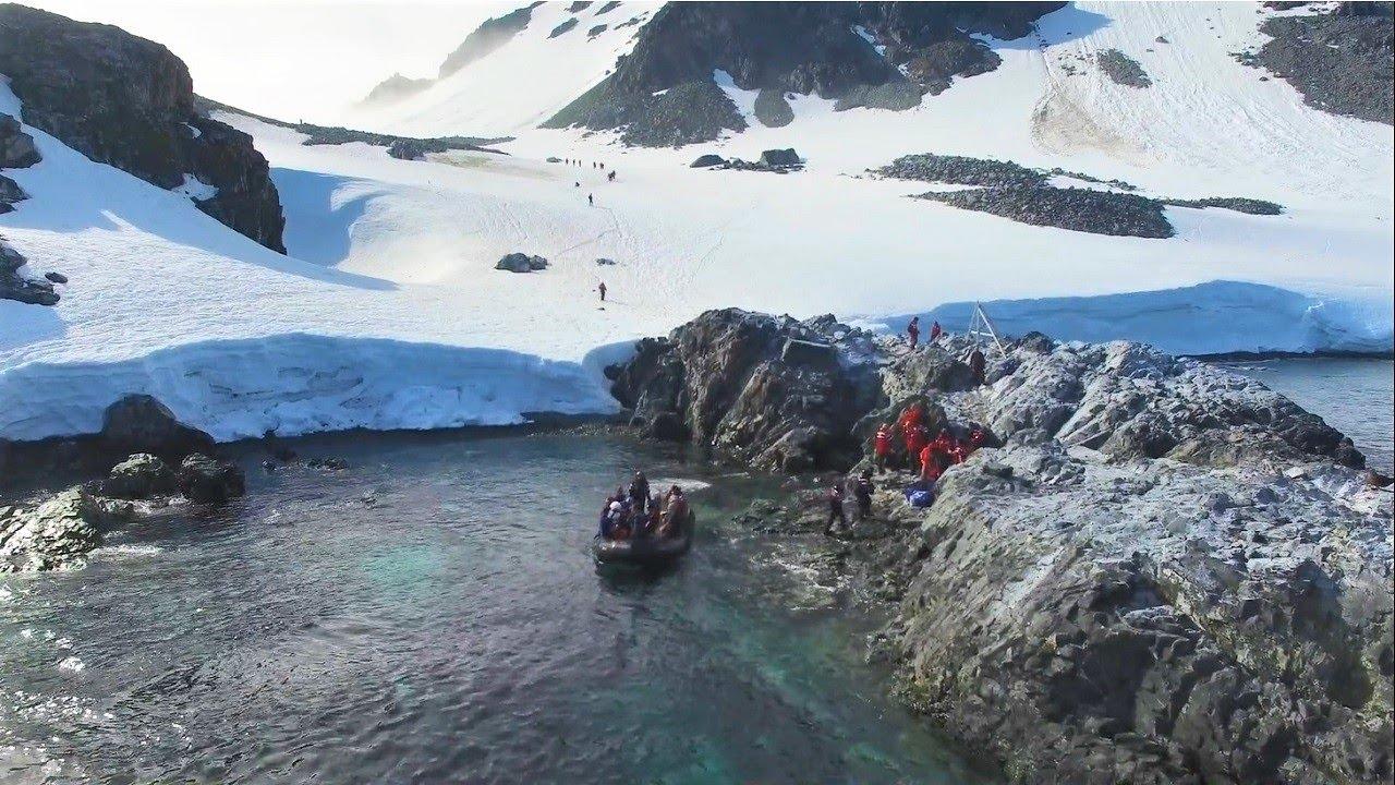 【動画】ポーラー・ラティチュード社の南極クルーズ
