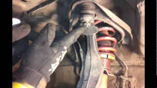 DIY: 92-96 Prelude UCA and ball joint replacement