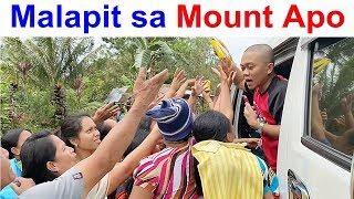 TULONG MALAPIT SA MOUNT APO with Uni-care