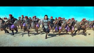 """jr ntr""""s Dhammu---Ruler song"""