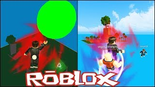 DRAGON BALL RAGE: ME FINGINDO DE NOOB #3 [ROBLOX]