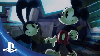 Disney Epic Mickey 2: The Power of Two - Opening Cinematic