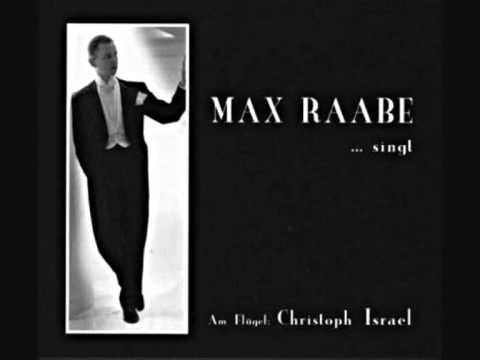 Guten Abend Schöne Frau - Max Raabe