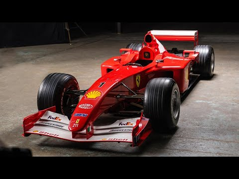 By Design: Michael Schumacher's Legendary Ferrari