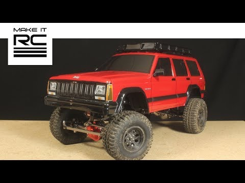 Accessories + Maintenance on the Jeep, Progress on Skyline, Speed Design of 1/24 Jack Stand (E6)