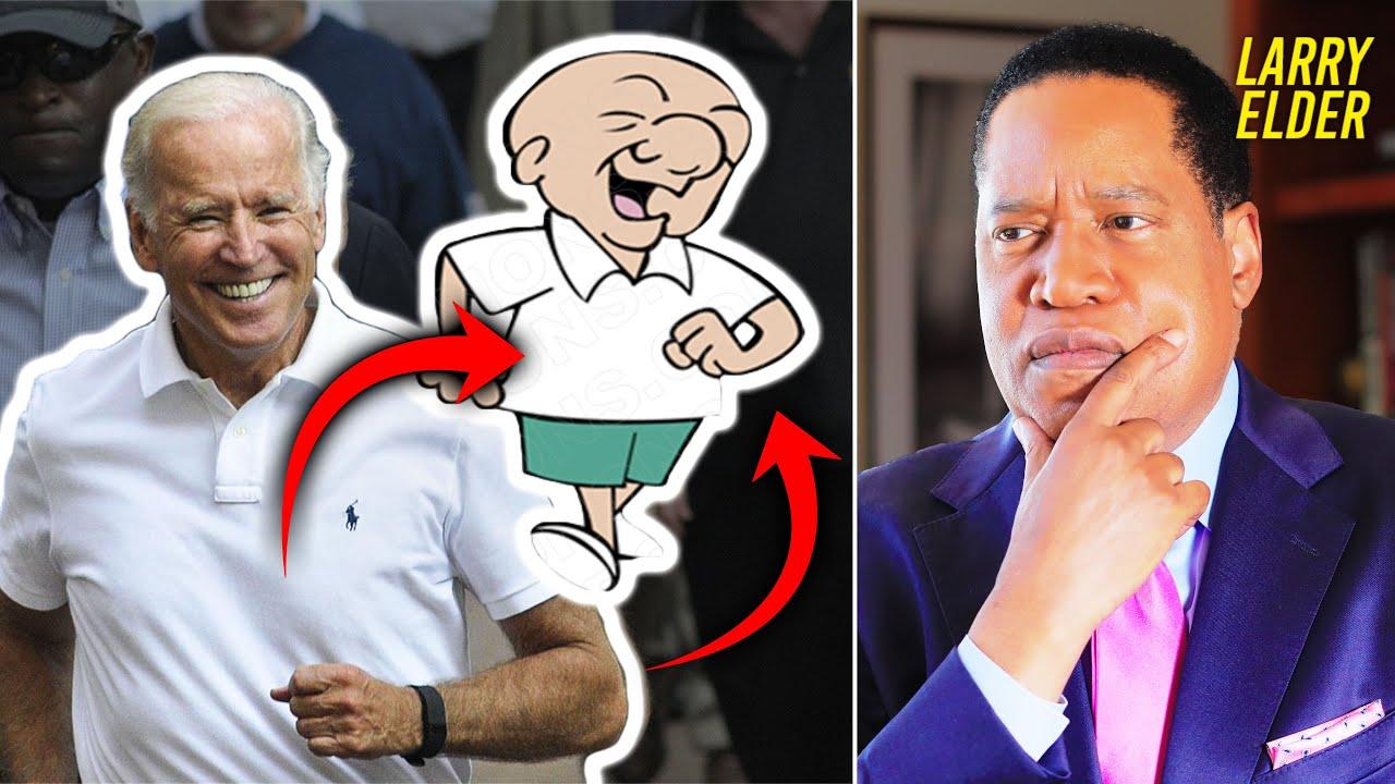 Joe Biden Is Eerily Similar to Cartoon Character Mr. Magoo | Larry Elder -  YouTube
