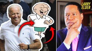 Joe Biden Is Eerily Similar to Cartoon Character Mr. Magoo | Larry Elder