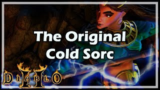 [Diablo 2] The Original Cold Sorc