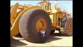 Największe maszyny świata / Big Machines