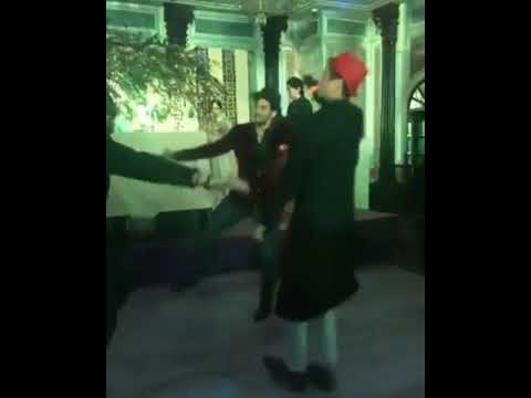 Yuvraj Singh And AshishNehra Dance At Zaheer Khan's Wedding Reception.