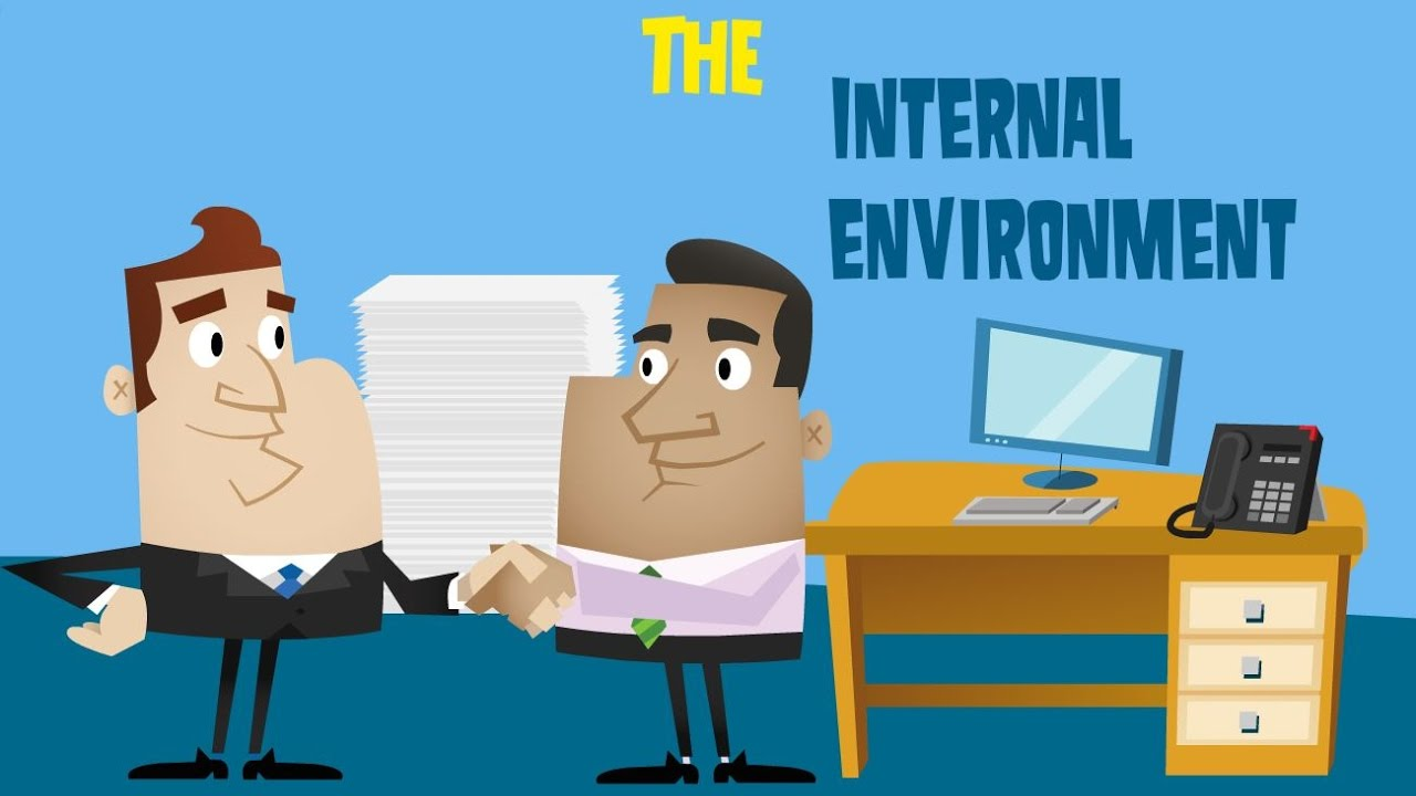 internal and external environment of business