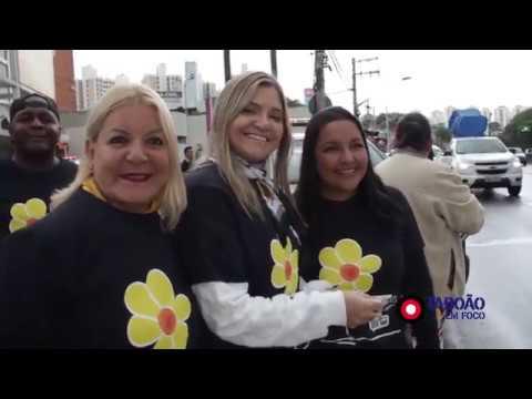 Vereadores participam de blitz contra a pedofilia em Taboão da Serra