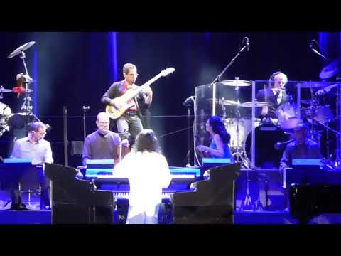 The Rain Must Fall - Yanni. Coral Sky Amphitheatre. West Palm Beach, FL. Apr. 28, 2018.