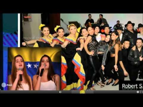Venezuelan Traditional Xmas Dinner & Gala 2015
