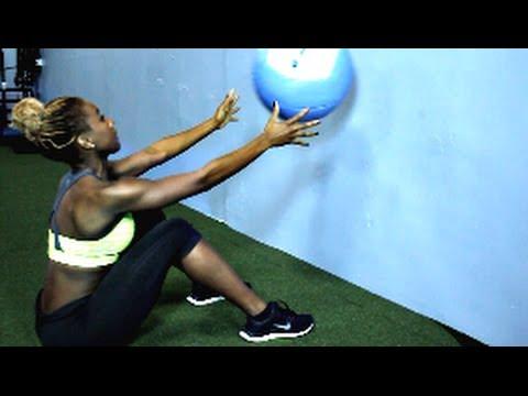 Full Body Athletic Power Circuit: Athletic Performance Training