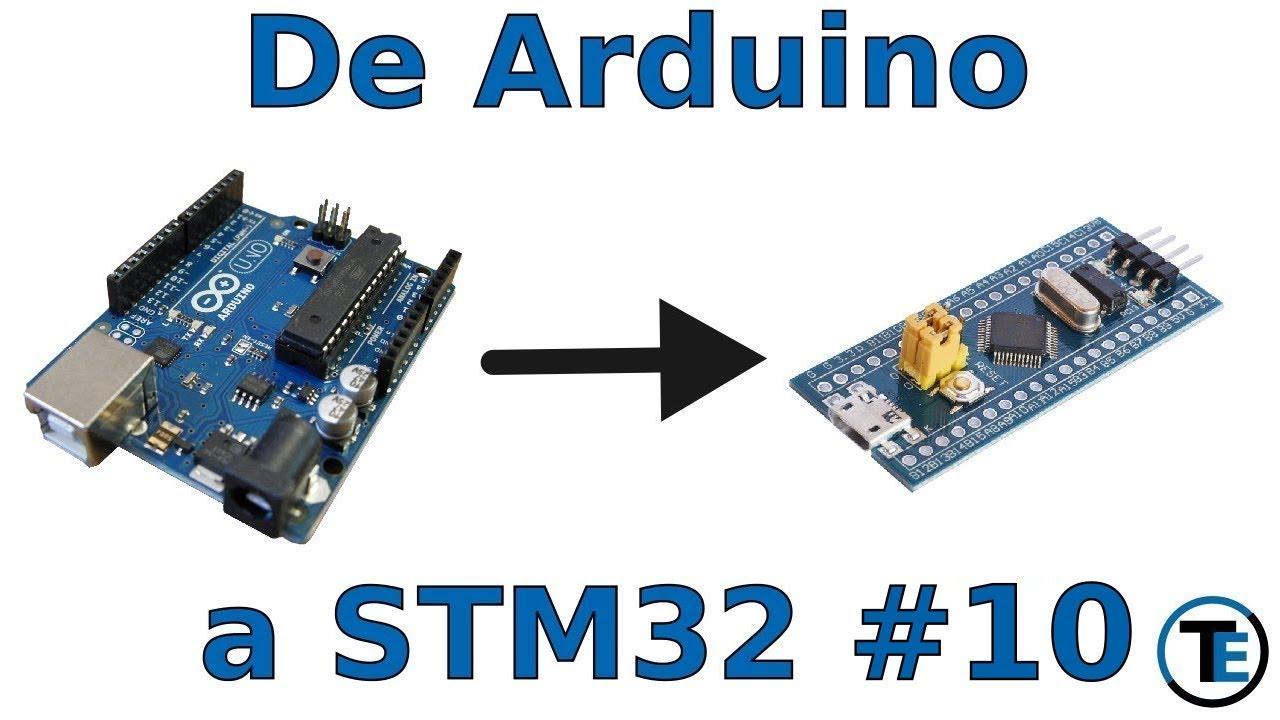 De Arduino a STM32 #10 Conversor Analógico a Digital ADC