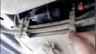 Фильтр грубой очистки Mazda Demio