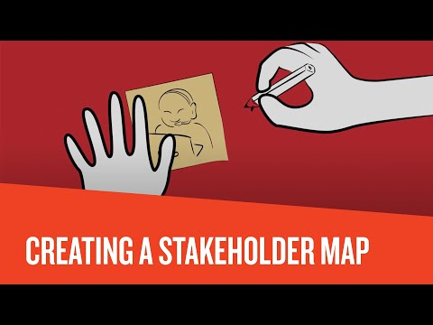 Stakeholder Mapping – How to create a stakeholder map (2018)