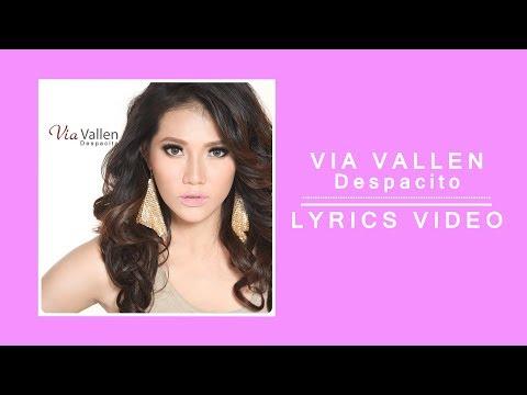 Via Vallen - Despacito Dangdut Koplo ( LYRICS VIDEO )