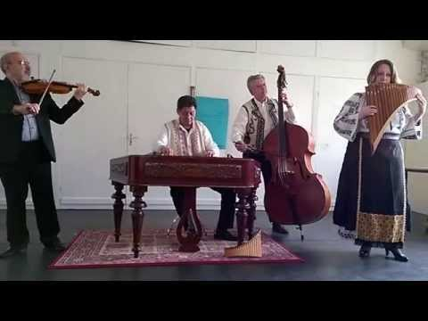 Marlies de Roos met haar Ensemble Hora Mare - Lacrimile Prutului