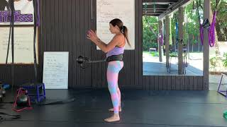 The No Arm Kettlebell Swing