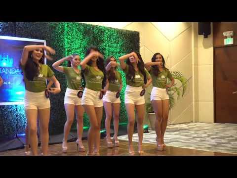 "Miss Mandaue 2018: Dancing ""I am Mandaue"""