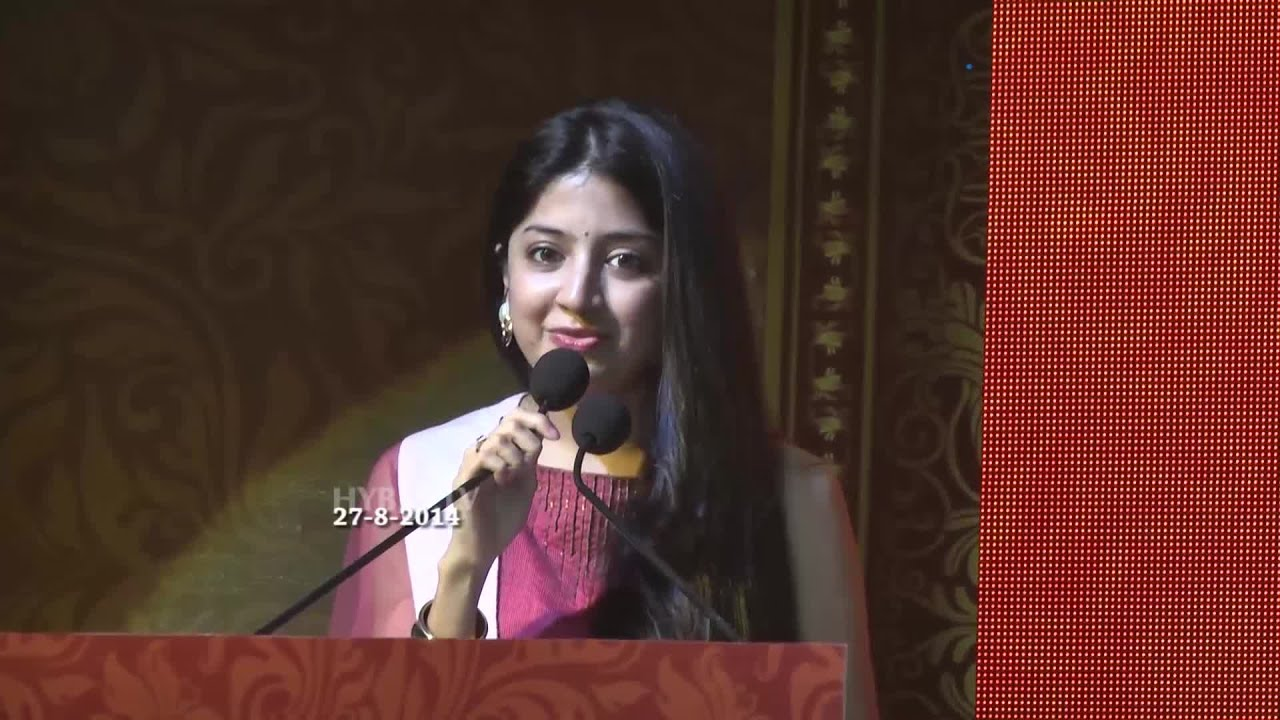poonam kaur actress at tcei launch - youtube