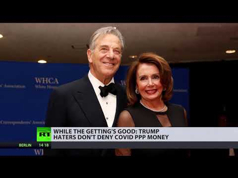 Free money for small businesses! Oh wait… | Trump haters have no shame taking PPP money