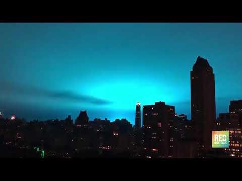 Rico - Las Luces Misteriosas En Nueva York!