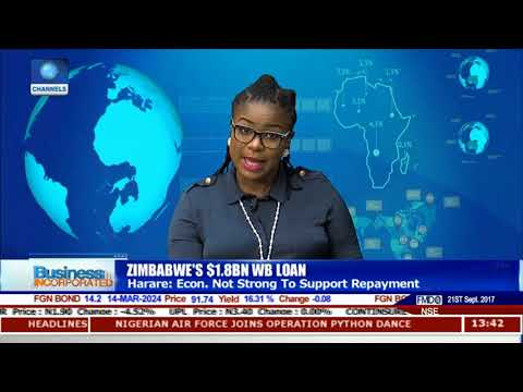 Zimbabwe Not be Able To Pay World Bank Loan  Business Incorporated 