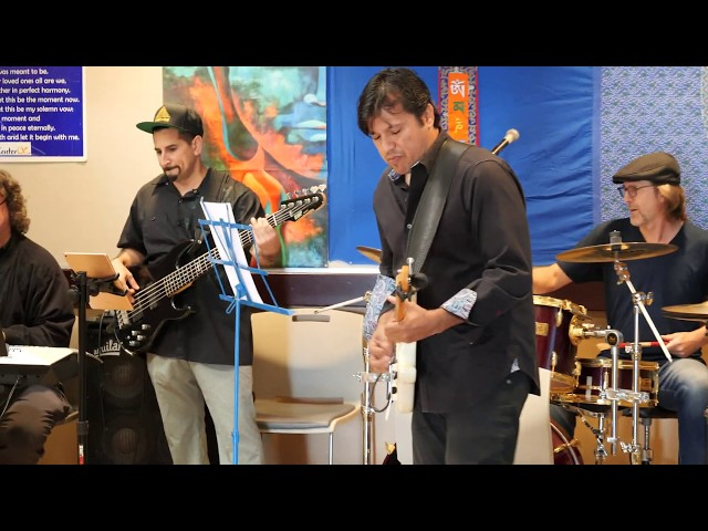 CONSEQUENCES by Robert Cray! Cover by Tyler Conti and LOVE ROCKS!