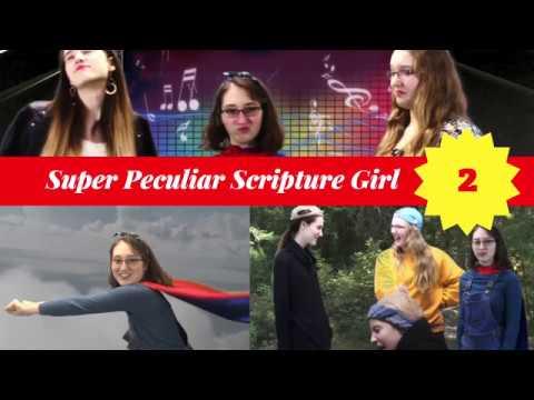 Super Peculiar Scripture Girl 2