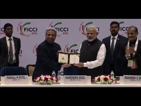 PM Modi inaugurates 90th FICCI Annual General Meeting