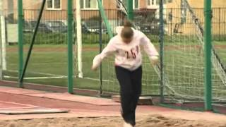 Смотреть видео Телеканал «Санкт Петербург»   Новости   В спортшколе на Зины Портновой началась спартакиада учащихся онлайн