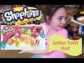 Shopkins Season 5 Golden Ticket Hunt Toys R Us Shopping