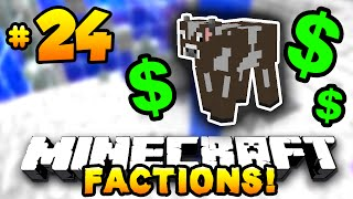 "FACTIONS #24 ""CASH COW SPAWNER!"" - w/PrestonPlayz & MrWoofless"