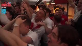 Tunisia 1-2 England | Fans React To Harry Kane's Winning Goal (MADNESS!) |  World Cup 2018