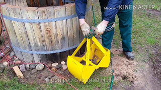 видео Чистка колодца своими руками: как почистить колодец на даче (методы)