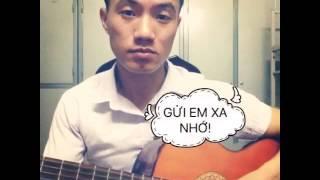 GỬI EM XA NHỚ -  BÍCH PHƯƠNG - Phiên bản guitar cover cảm động gửi người yêu.
