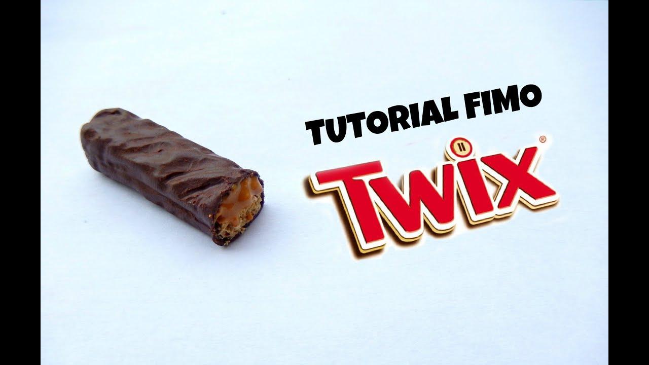 TUTORIAL FIMO TWIX